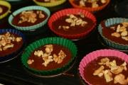 Preparare briose cu cacao