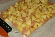 Cum se face prajitura din albusuri cu mere