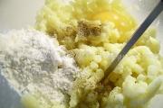 Compozitie gnocchi de cartofi