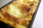 Lasagna cu carne de pui tocata