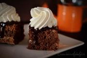 prajitura cu ciocolata si portocale