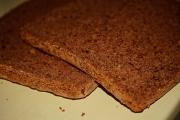 blat pufos cu cacao si nuca