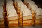 prajitura cu vanilie si caramel