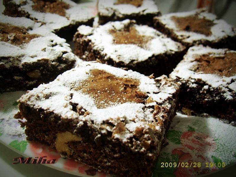 Prajitura Brownies
