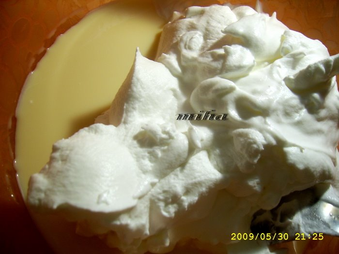 Cum se prepara crema de lapte condensat