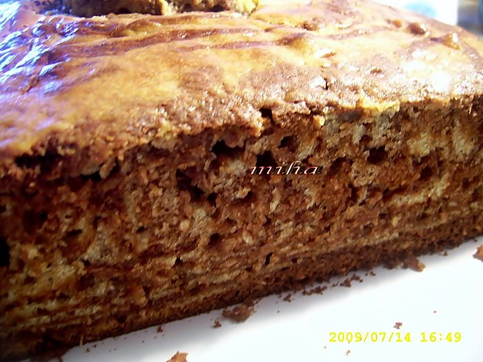 Chec Tigru cu ciocolata