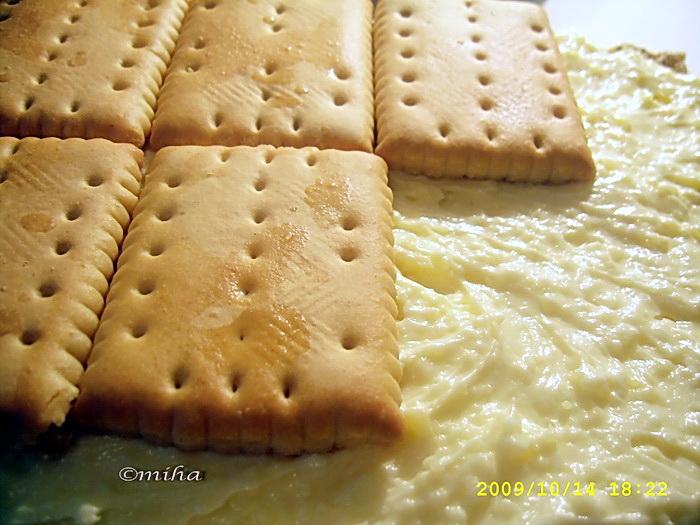 blat de biscuiti simpli