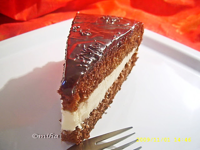 tort cu ciocolata alba