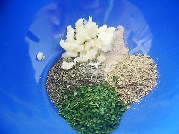 ierburi aromate pentru marinata