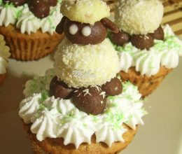 Cupcakes cu oite