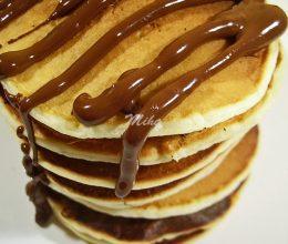 Clatite pufoase - Pancakes