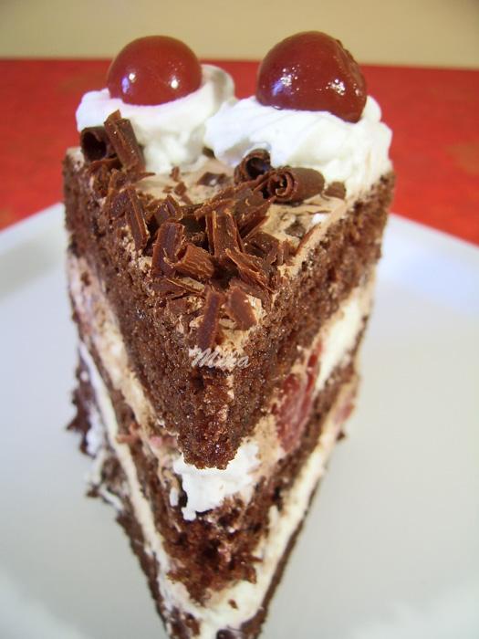Felie tort Padurea Neagra