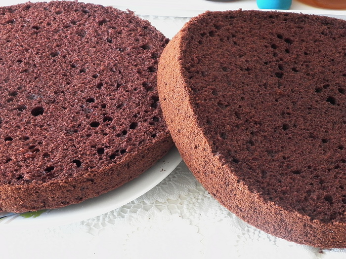 Blat de cacao pentru tort cu ciocolata