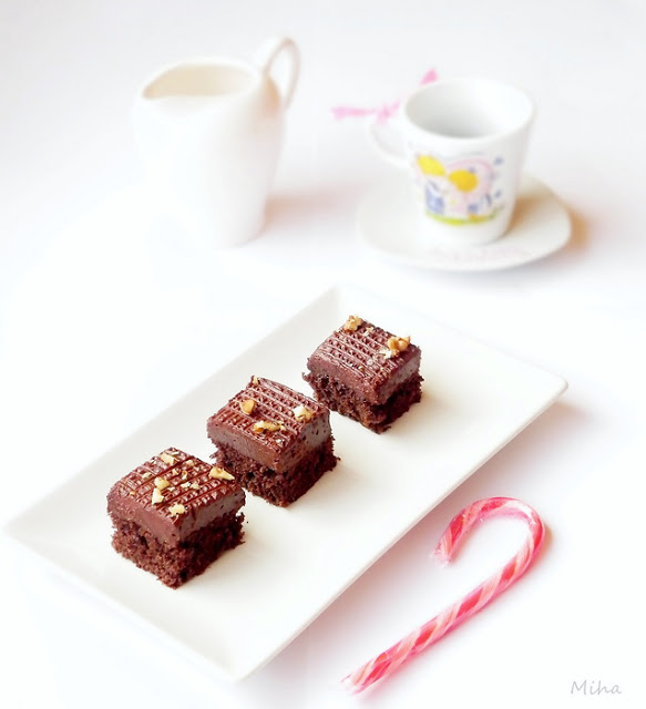 Negresa cu ciocolata