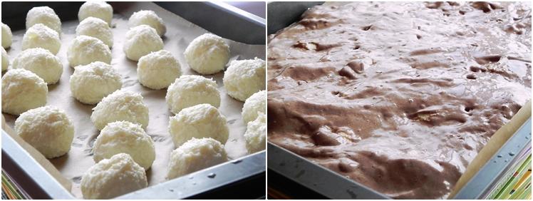 cum se face prajitura cu bombite de branza