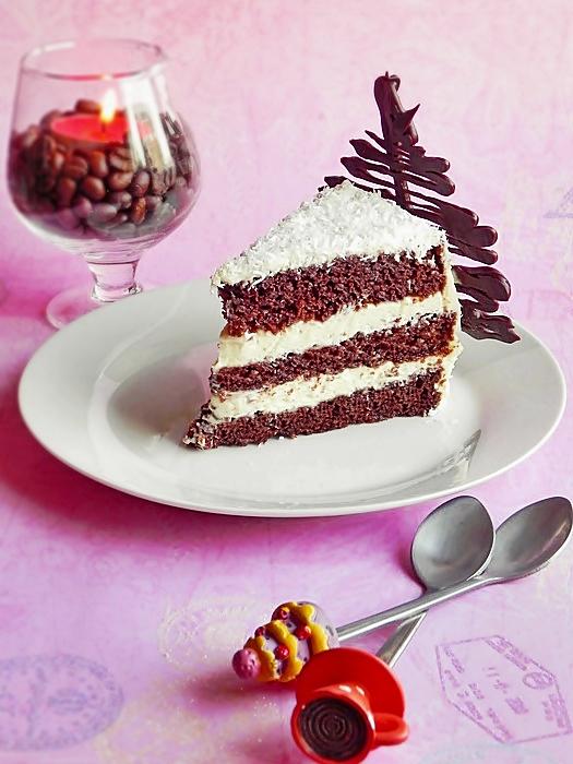 tort cu ciocolata si ricotta 3