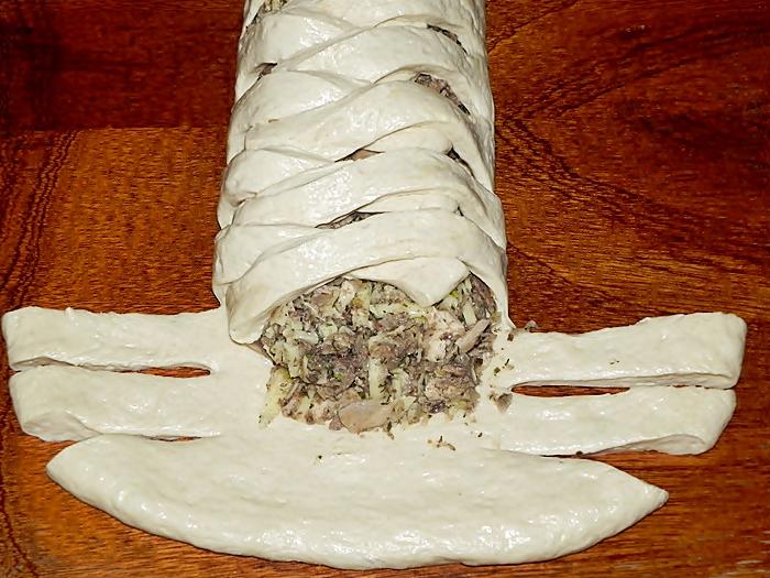 placinta-cu-carne-si-ciuperci-2