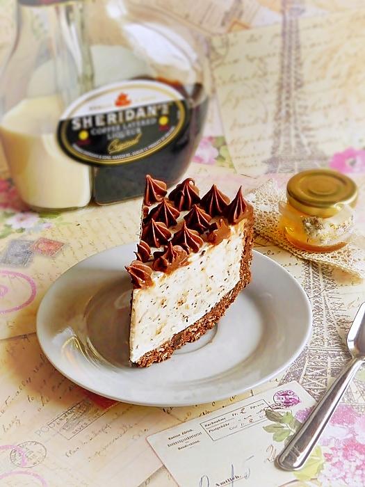 prajitura cu-iaurt si ciocolata