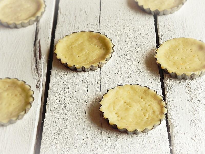 tarta cu camembert