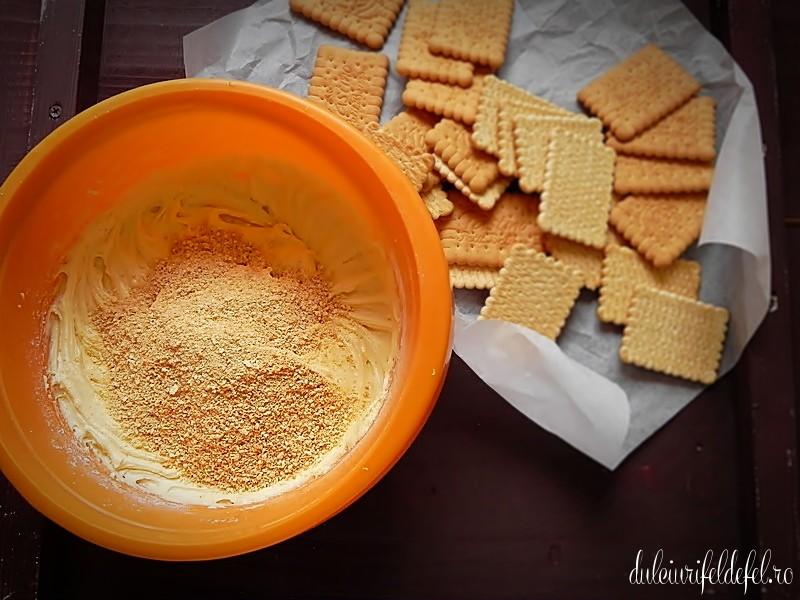 Pesmet de biscuiti