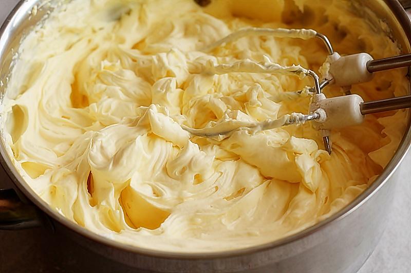 Crema cu mascarpone