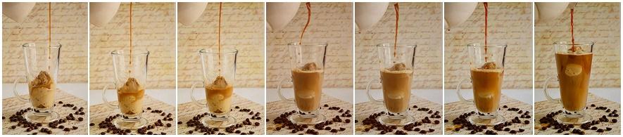 Cafea cu inghetata