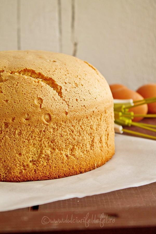 Blat simplu de tort fara gluten