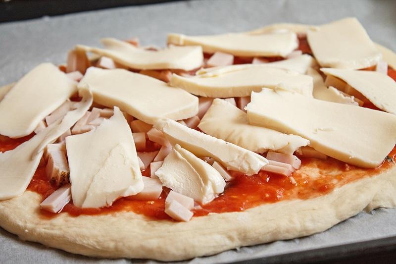 Aluat de pizza pufos