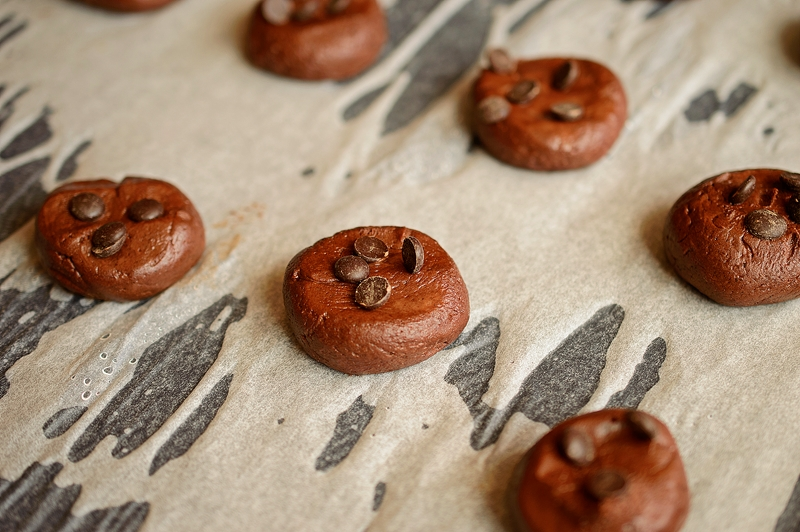 Cum se fac biscuitii cu ciocolata