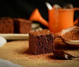 Prajitura rapida cu cacao