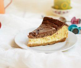 Cheesecake cu ciocolata la slow cooker Crock-Pot