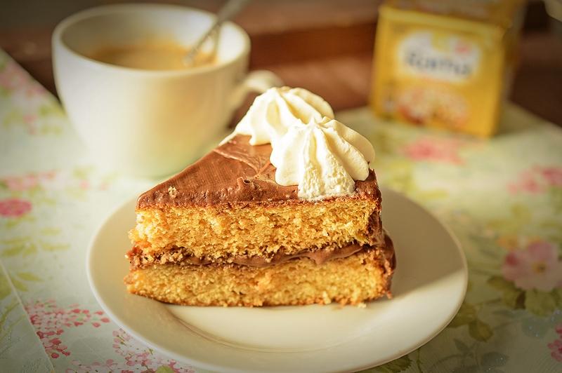 felie tort amandina