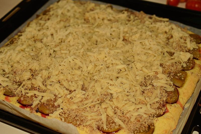 cum se face prajitura cu prune si nuca
