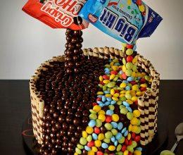 Tort anti-gravitatie (Tort de ciocolata)
