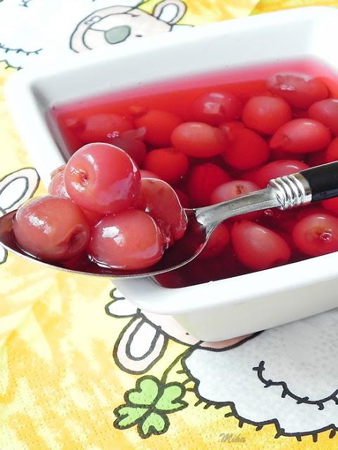Compot de fructe
