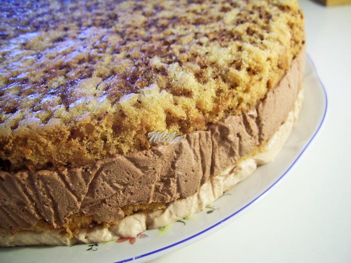 Cum se face tortul cu ciocolata