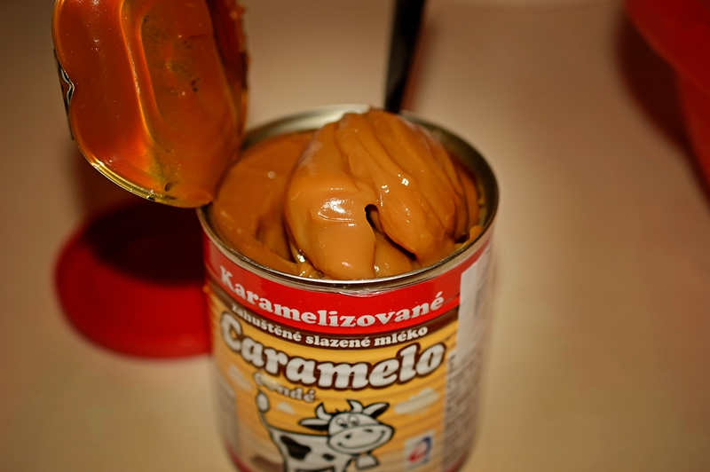 Crema caramel Delatte